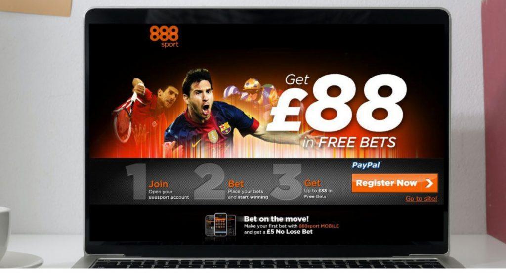 888 Sport site